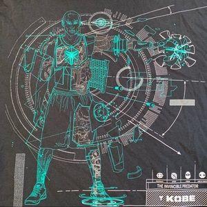 Nike Mens Dri Fit  Sz S Kobe Predator T Shirt